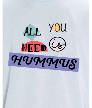 All you need is hummus
